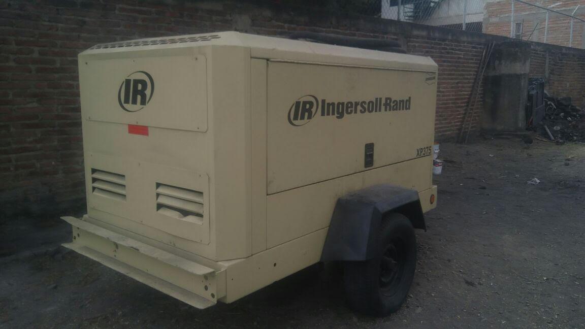 Compresores Ingersoll Rand