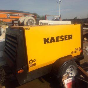 Compresores Kaeser