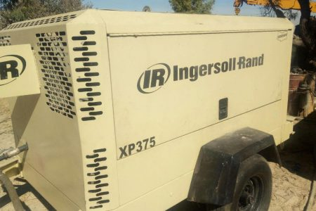 Compresores Ingersoll Rand