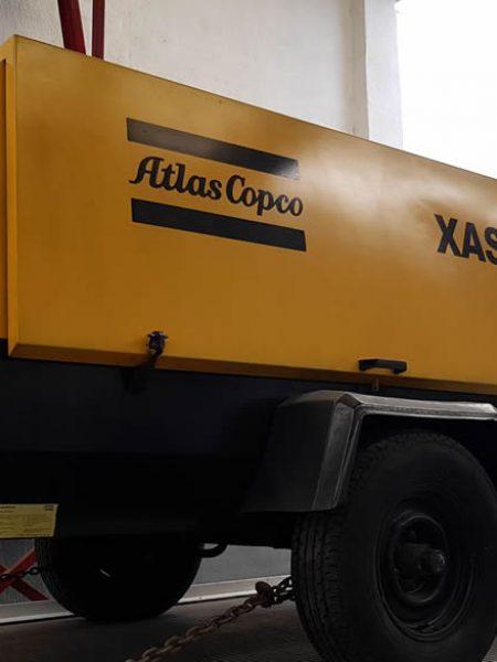Compresores Atlas Copco
