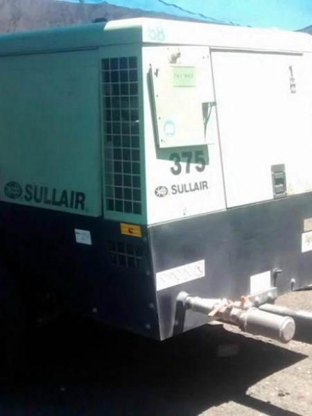Compresores Sullair